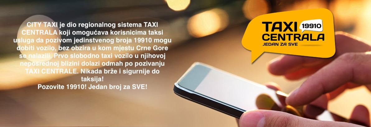 City Taxi-taxi-centrala