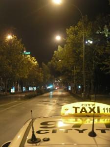 City Taxi nocu