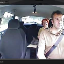Poznati voze taxi – Dejan Savićević