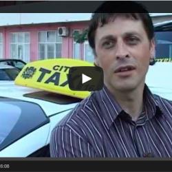 Poznati voze taxi – Dragan Vukčević